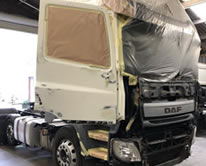 lorry & truck full respray bodyshop