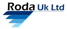 Roda UK Vehicle paint shop in Leicester