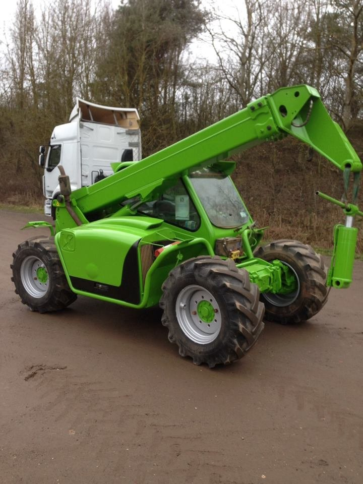 tractor & digger body repair